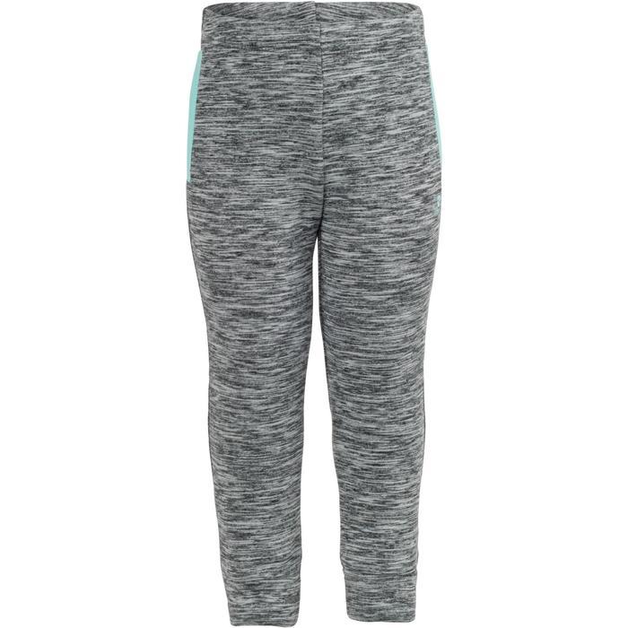Jogginghose Gym 560 warm Baby grau