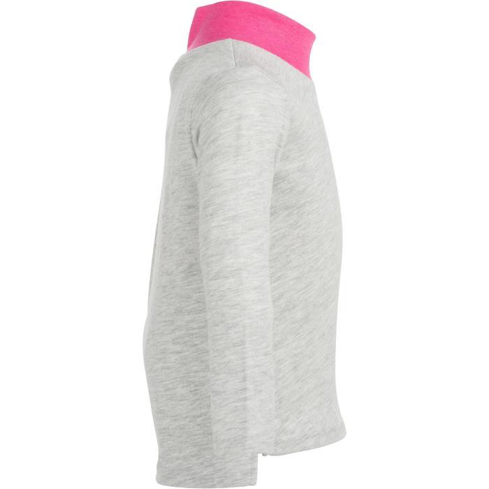 Lot x2 T-Shirt manches longues col montant imprimé Gym baby - 1239296