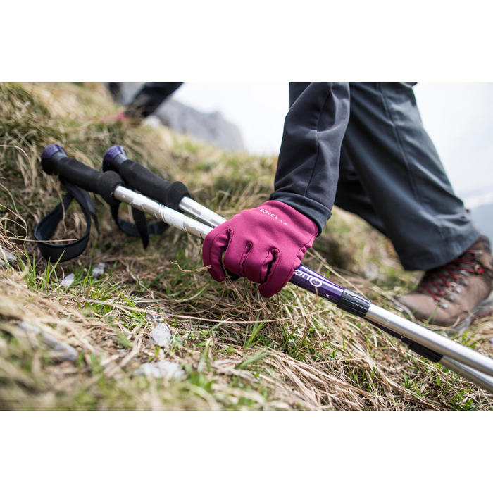 Gants trekking montagne Trek 500 - 1239337