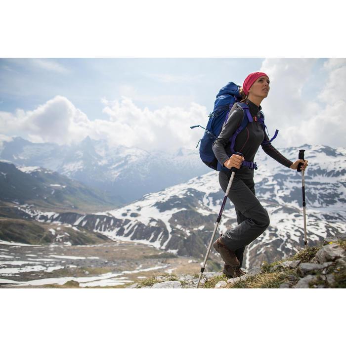 Bandeau de Trekking montagne TREK 500 multi positions rose