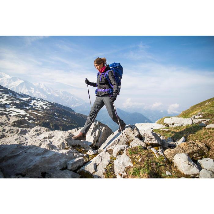 Veste trekking Windwarm 500 softshell femme - 1239360