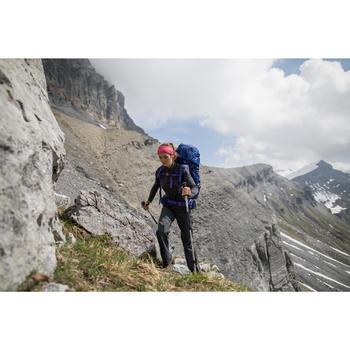 Multi-position tube scarf Mountain trekking - TREK 100 - Pink