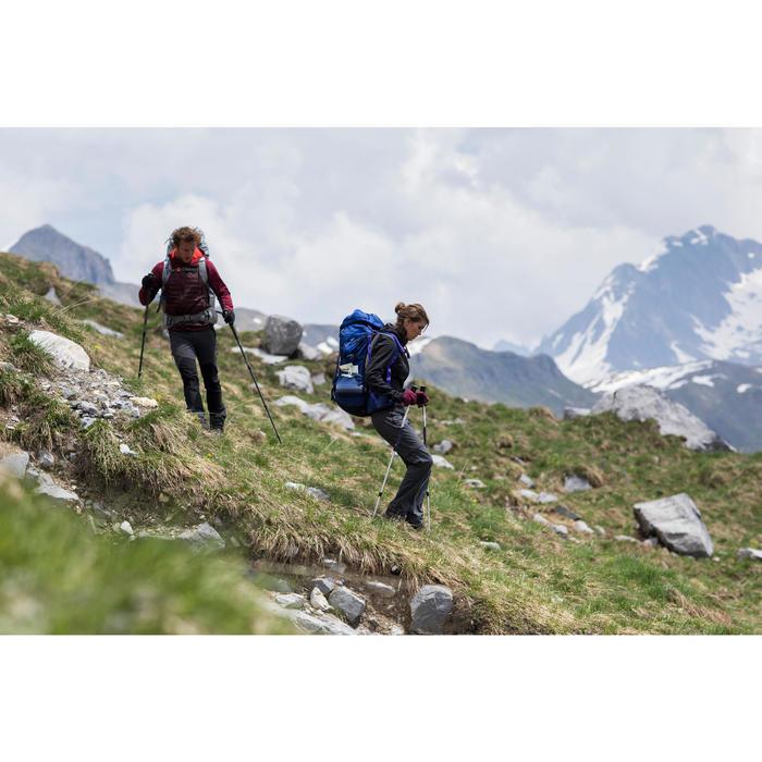 Veste trekking Windwarm 500 softshell femme - 1239369