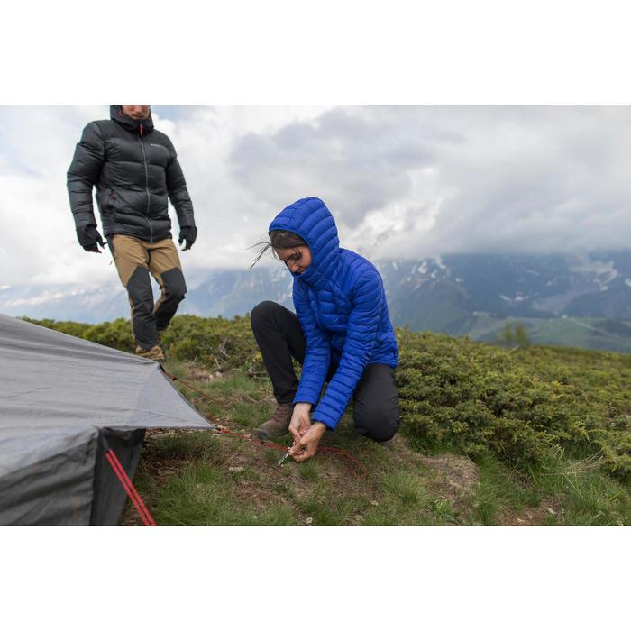 Doudoune trekking montagne TREK 500 femme - 1239375