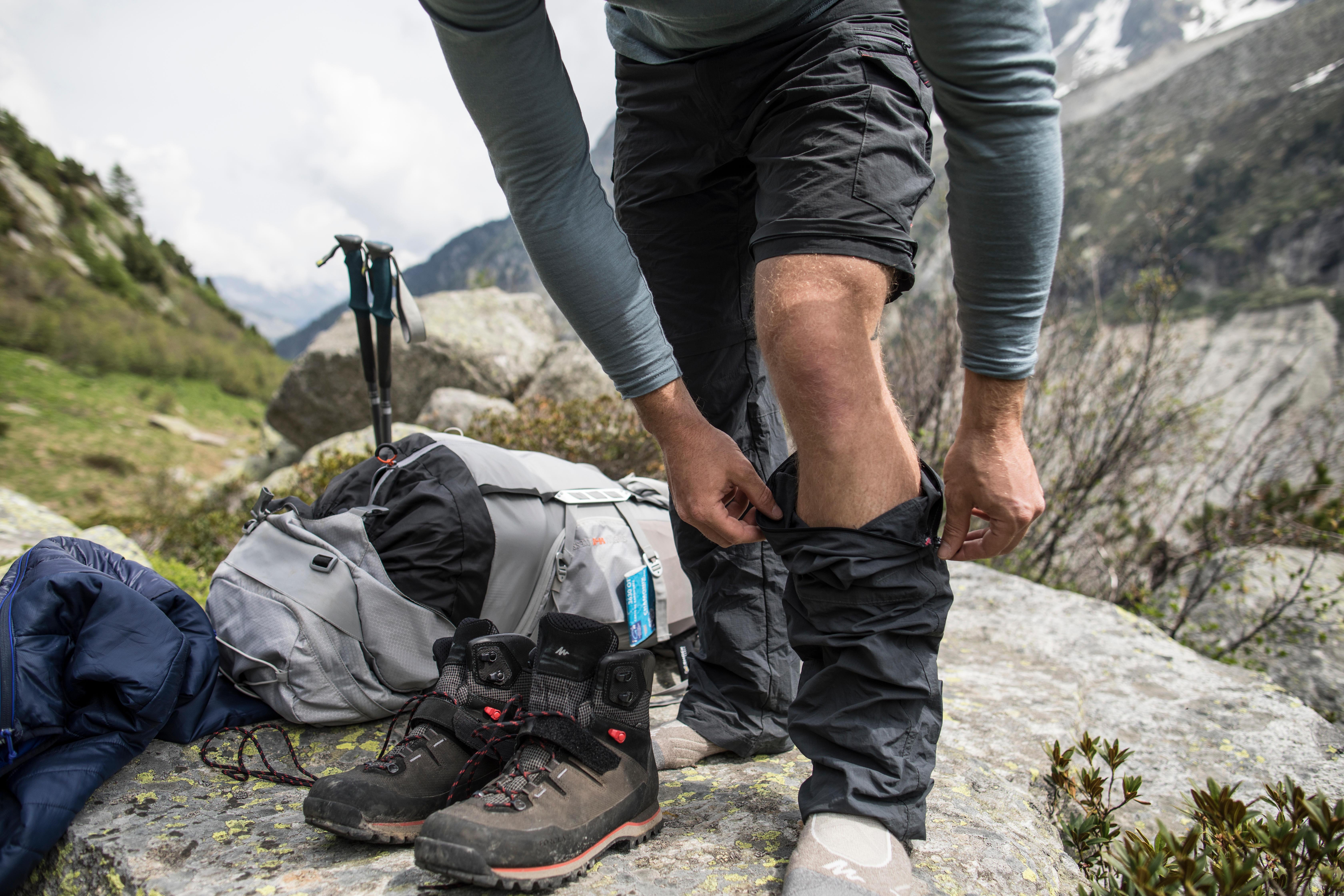 trekking pantolonu