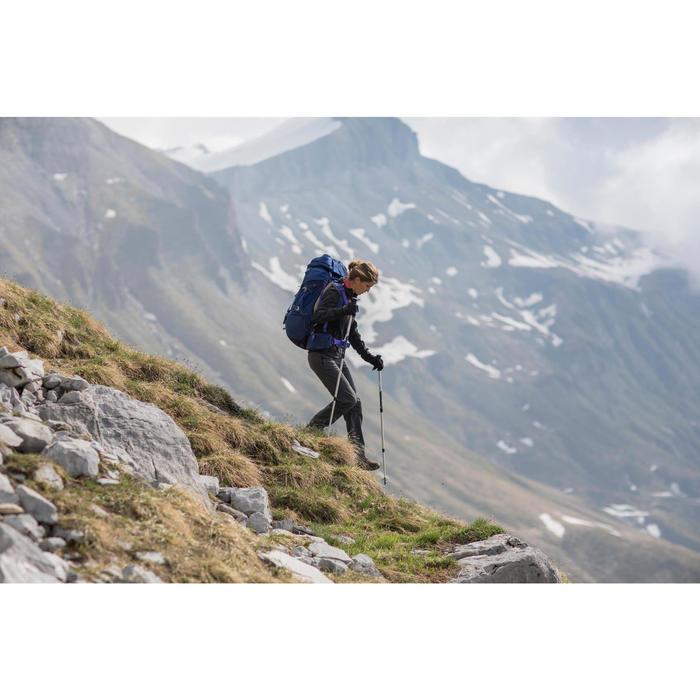 Veste trekking Windwarm 500 softshell femme - 1239396