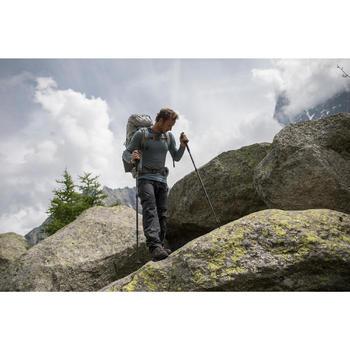 T- Shirt manches longues TREKKING montagne TECHWOOL 190 homme - 1239400