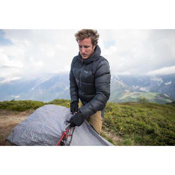 Mitaines trekking montagne Gants TREK 500 noir