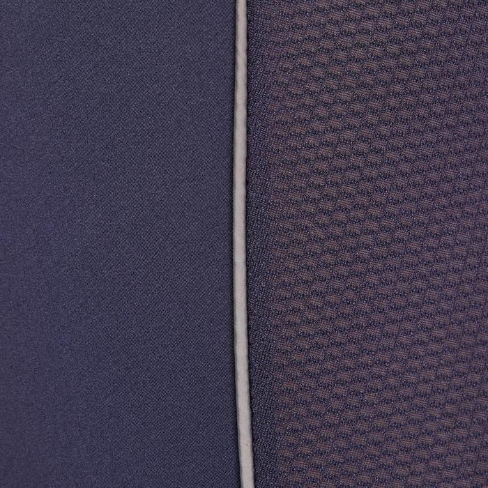 Reithose BR500 Mesh Herren marineblau