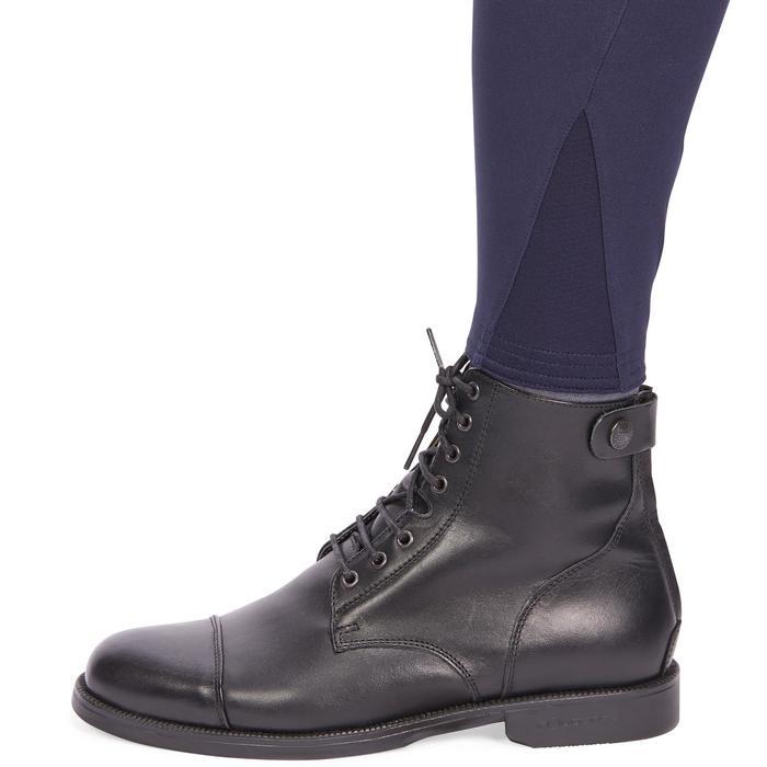 Pantalon équitation homme BR500 MESH marine