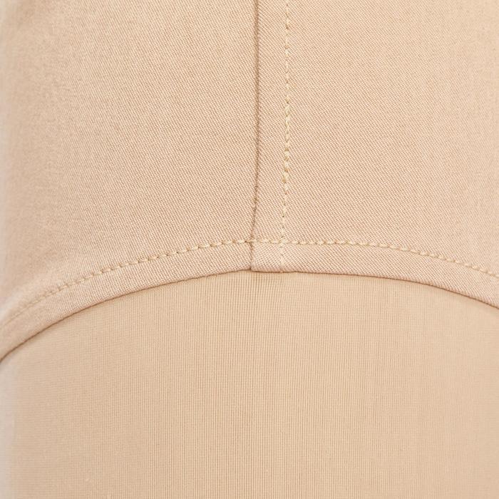 Herenrijbroek 580 Fullgrip zitvlak met silicone beige