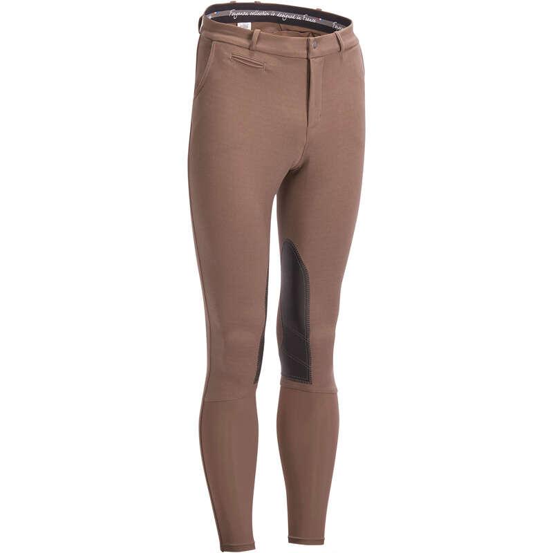 Erkek binicilik pantolonu KIYAFETLER - 140 PANTOLON  FOUGANZA - TÜM ÜRÜNLER