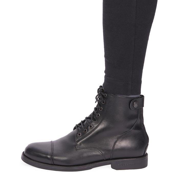 Pantalon équitation homme BR100 noir - 1239555