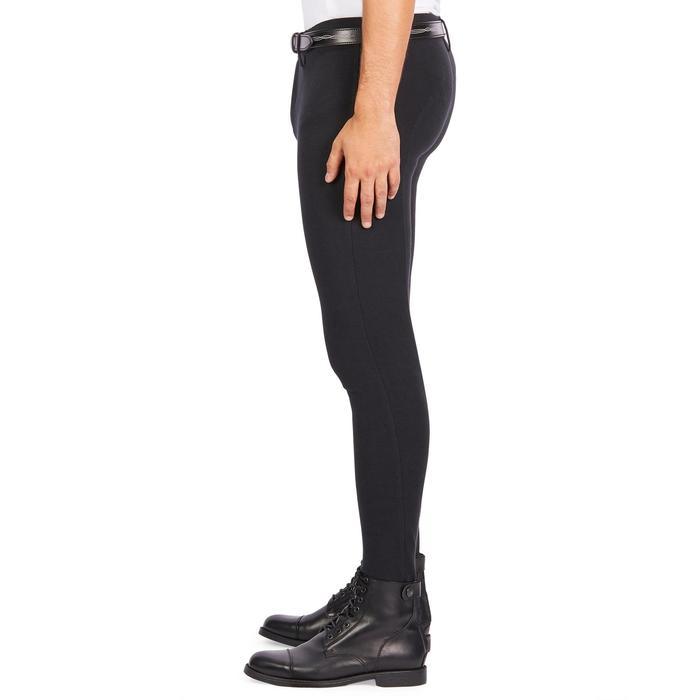 Pantalon équitation homme BR100 noir - 1239557