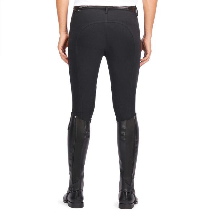 Pantalon équitation homme BR100 noir - 1239560