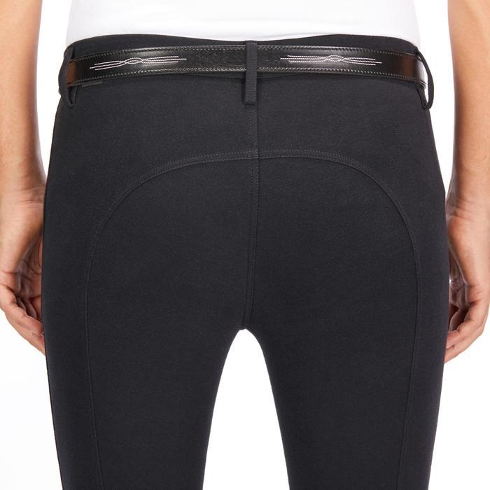 Pantalon équitation homme BR100 noir - 1239562
