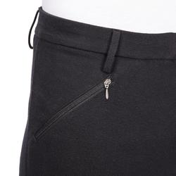Pantalon équitation homme 100 noir