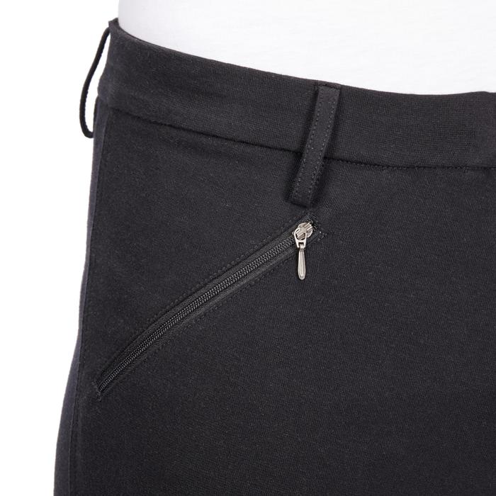 Pantalon équitation homme BR100 noir - 1239563