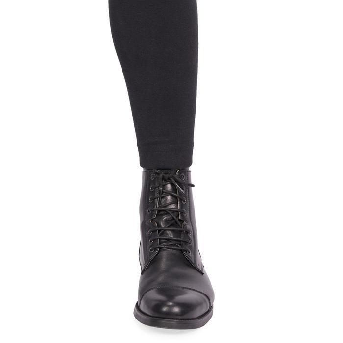 Pantalon équitation homme BR100 noir - 1239564
