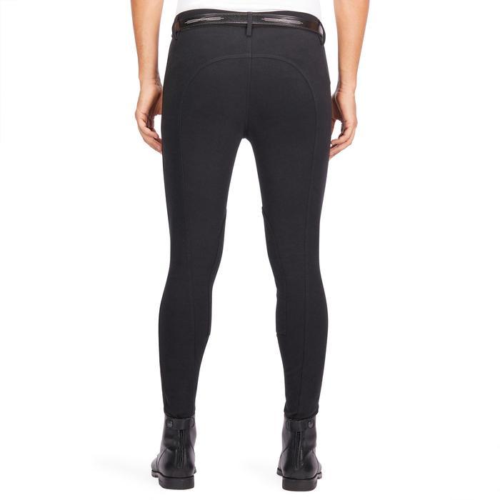 Pantalon équitation homme BR100 noir - 1239568