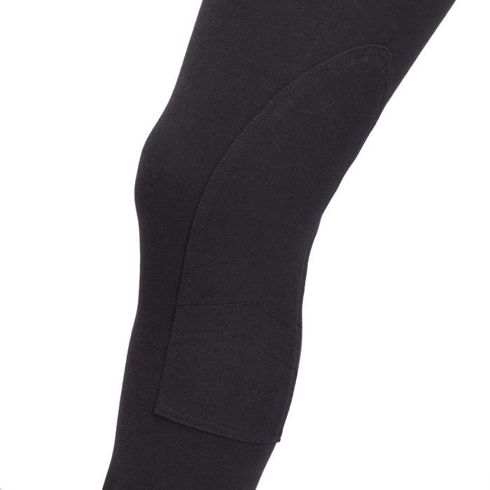Pantalon équitation homme BR100 noir - 1239571