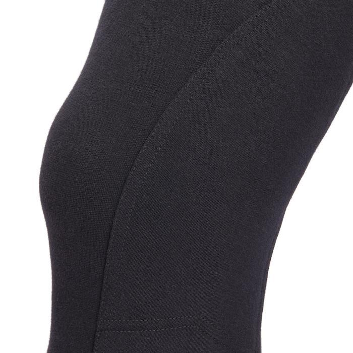 Pantalon équitation homme BR100 noir - 1239572