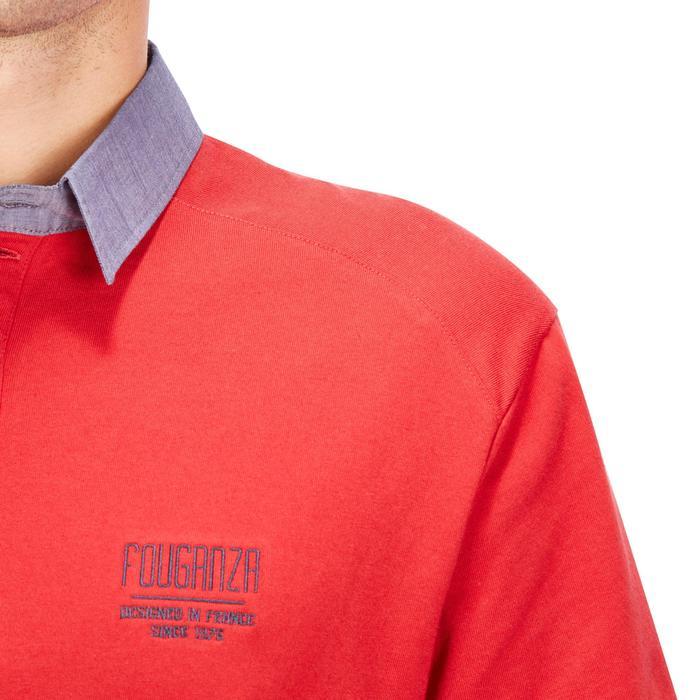 Poloshirt 100 Herren rot