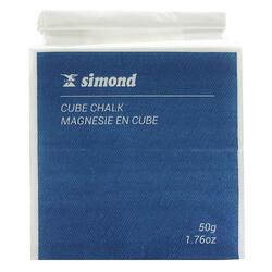 Magnésio escalada em cubo 50 gramas