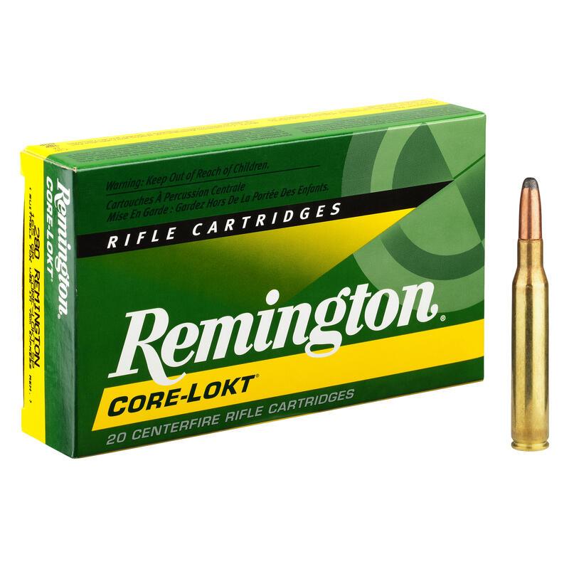 Munitions de chasse 280REM SP 165 grains