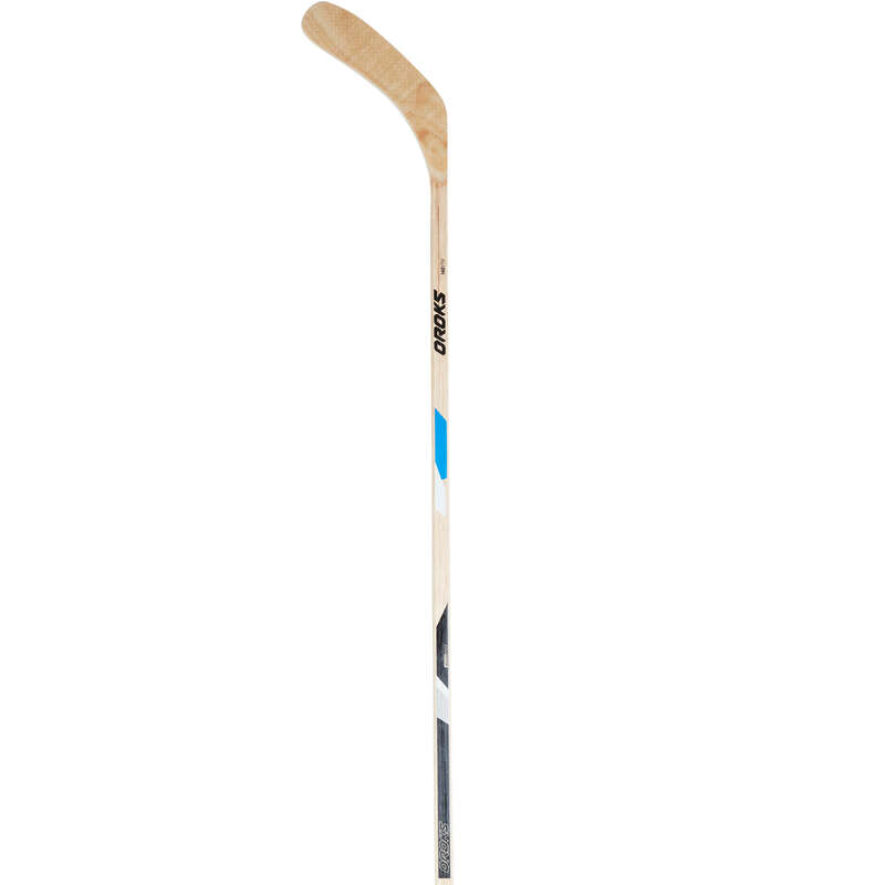 FREE HOCKEY STICKS Lagsport - Hockeyklubba 140 Junior OROKS - Ishockey - Barn