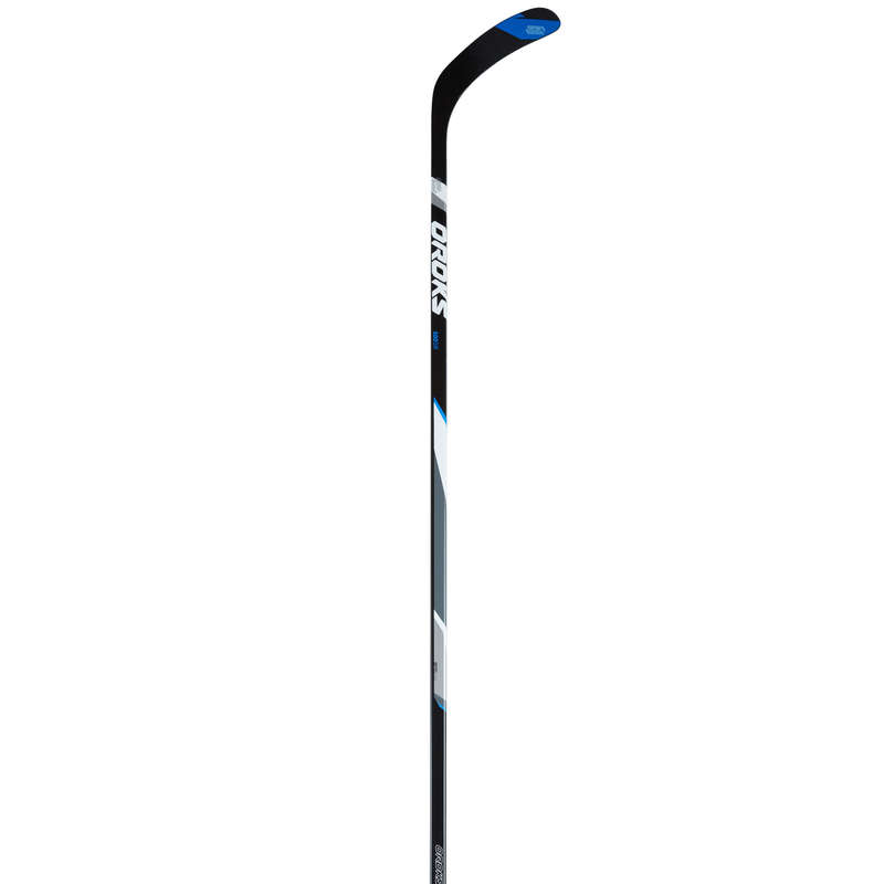 HOCKEY STICKS Roller Hockey - IH 500 Adult Hockey Stick OROKS - Roller Hockey
