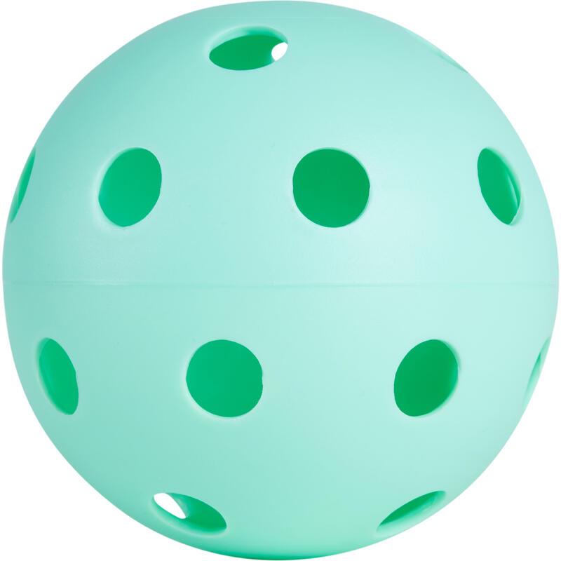 BALLE FLOORBALL 100 BLEU