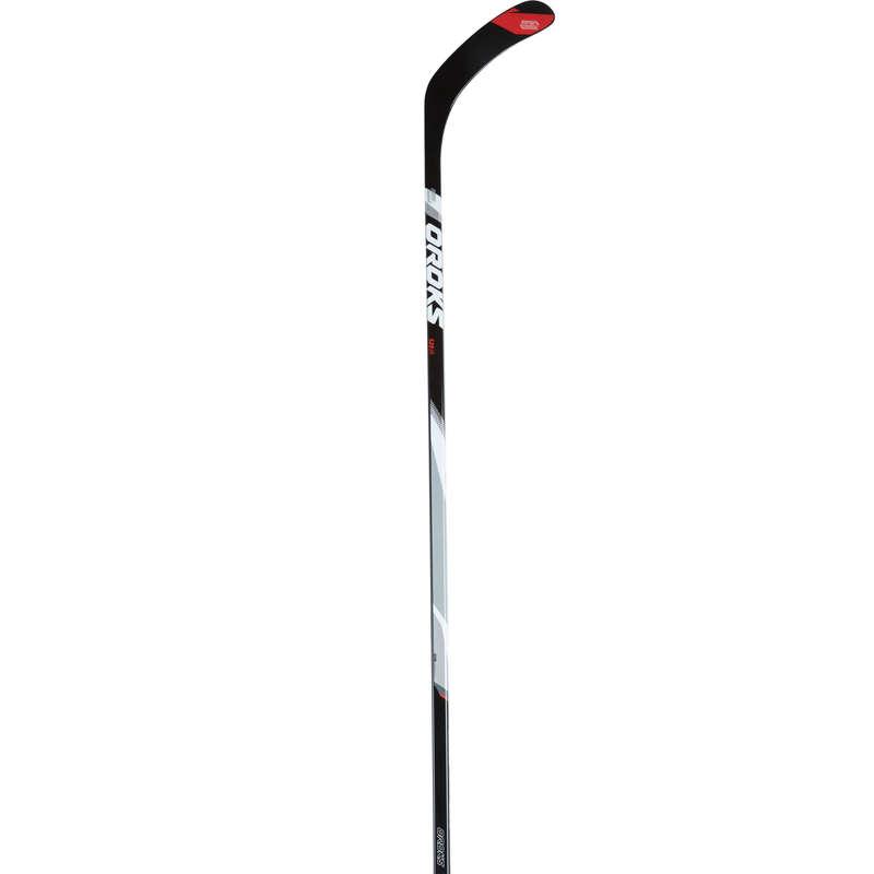 Bastoni Hockey Monopattini, Roller, Skate - Mazza hockey IH 520 bambino OROKS - Attrezzatura hockey