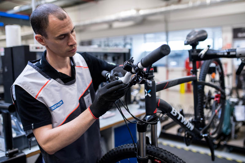 Révision vélo