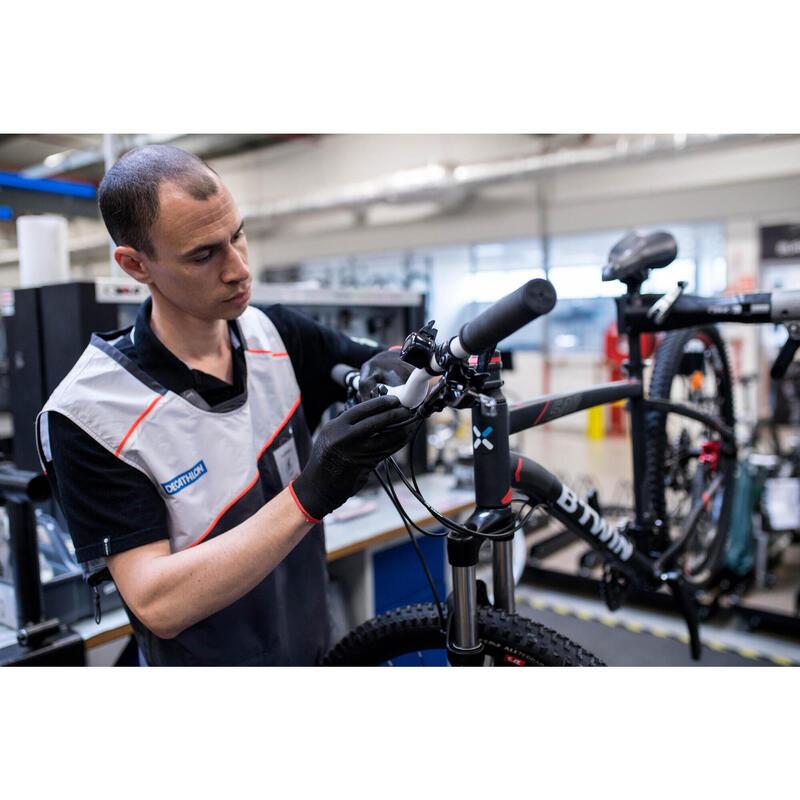 Révision vélo et entretien en magasin