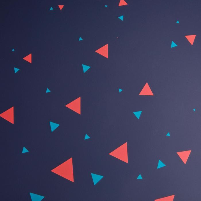 Casco equitación C120 rosa/azul marino/azulón