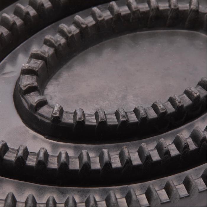 Etrille souple Grand Modèle noir - 1240543