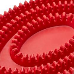 Zachte roskam klein model rood
