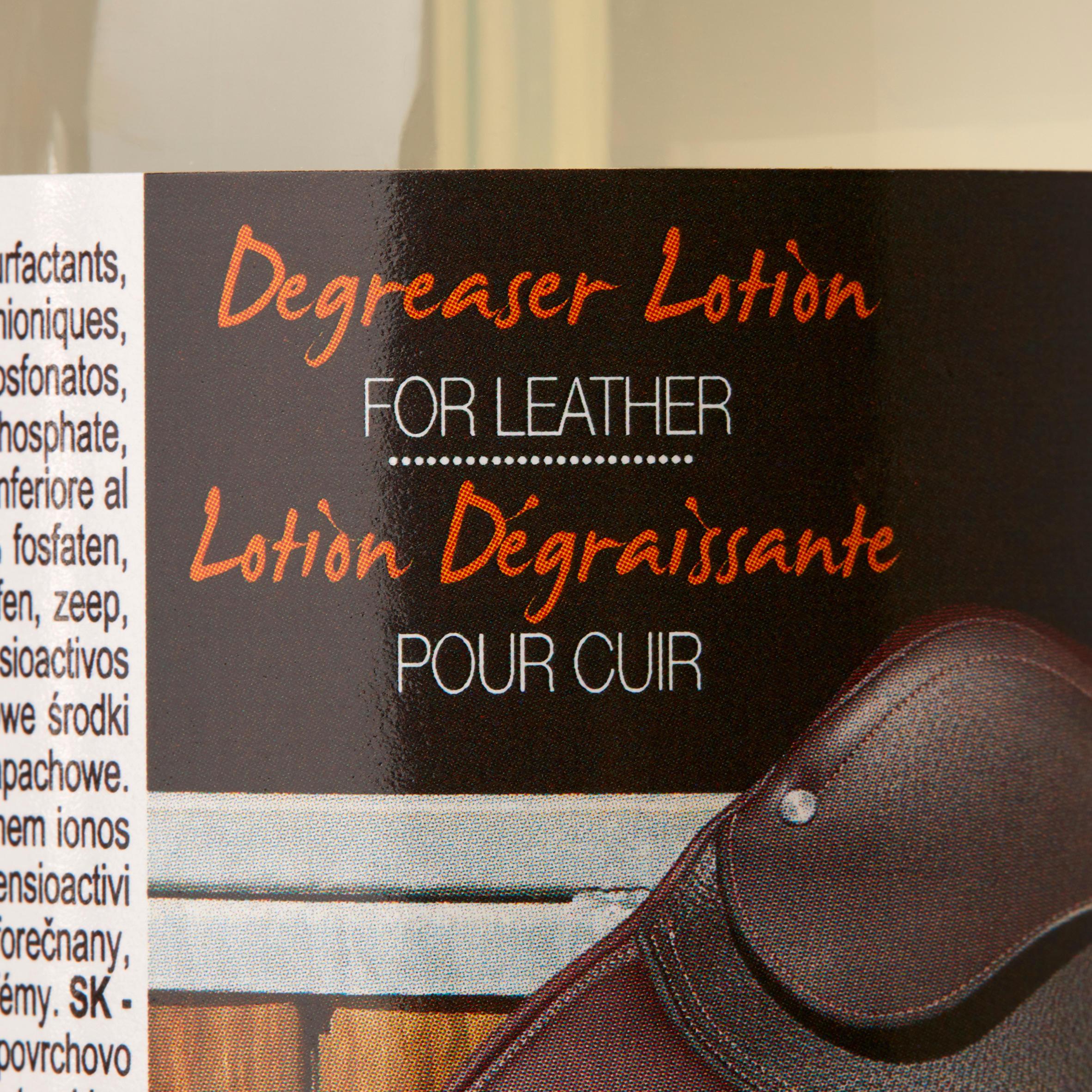 Lotion dégraissante pour cuir équitation - 250 ml