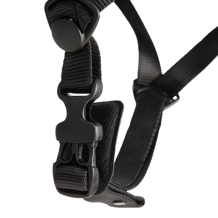 Casque d'équitation C100 noir - 1240571