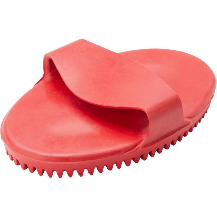 Etrille souple Petit Modèle rouge - 1240599