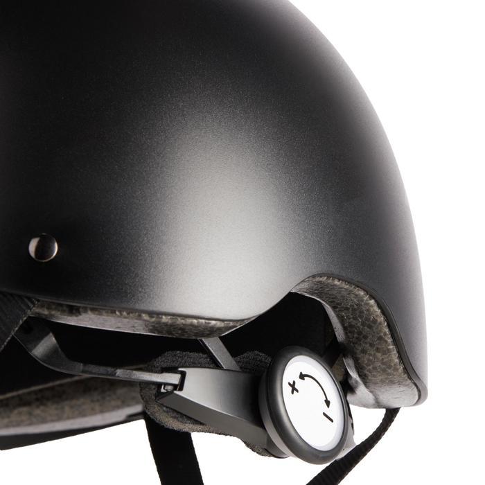 Casque d'équitation C100 noir - 1240601