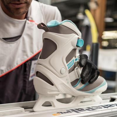 Affûtage patin à glace