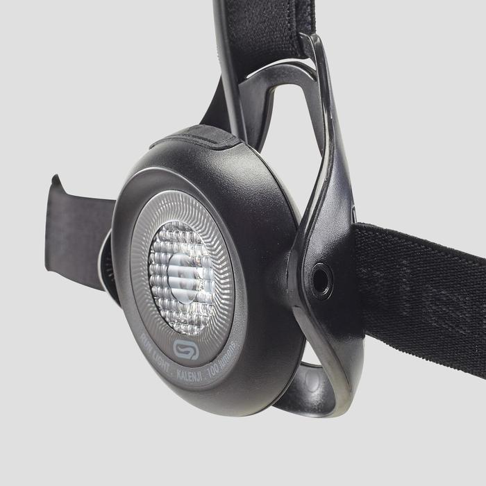 Lamp voor hardlopers Run Light 100 zwart