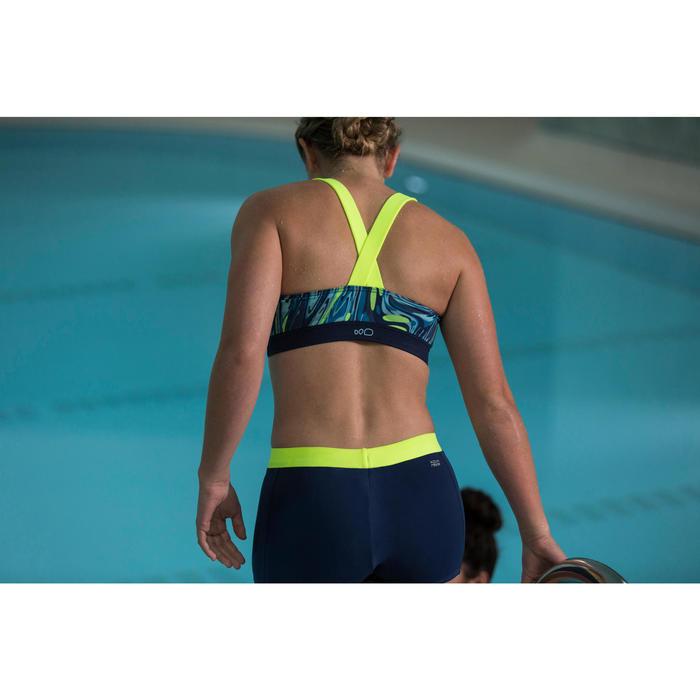 Bas de maillot de bain d'aquabike femme résistant au chlore Anna - 1240938