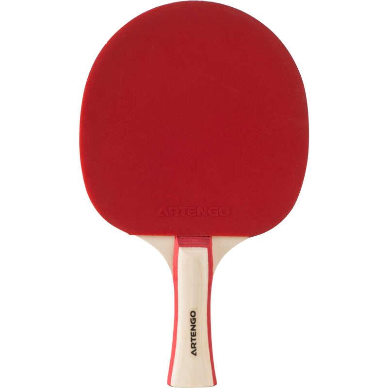 LOPARJI ZA NAMIZNI TENIS, ZAČETNIKI Namizni tenis - Lopar PPR130 / FR130 PONGORI - Loparji, žogice in mrežice