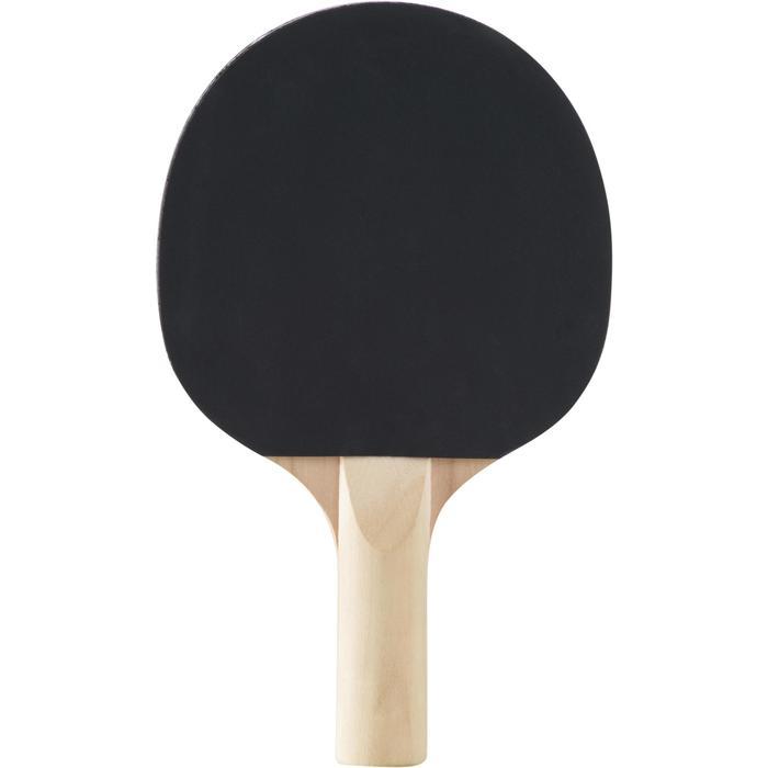 Tischtennisset 2 Schläger PPR 100 klein und 3 Bälle