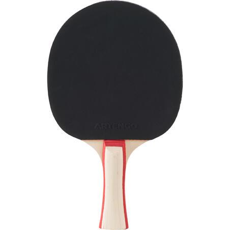 Free Table Tennis Set: FR130 / PPR 130 Indoor Set of 2 Bats + 3 Balls