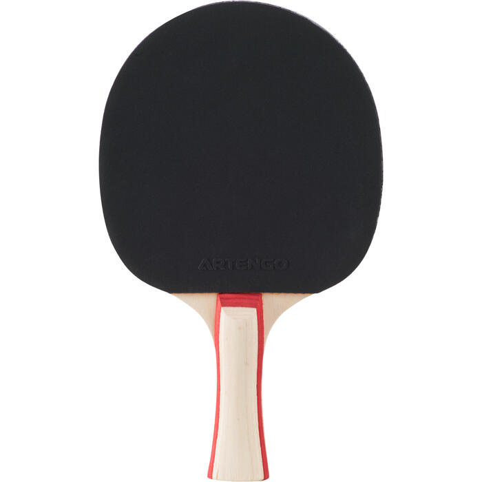 SET TENNIS DE TABLE FREE DE 2 RAQUETTES FR 130 / PPR 130 2* INDOOR ET 3 BALLES - 1241094