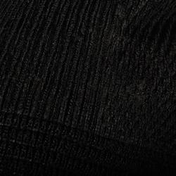 Skimuts kinderen Pure zwart